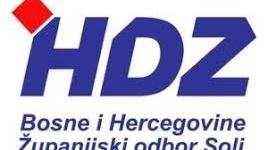Gradski odbor HDZ BiH Tuzla oštro osuđuje fizički napad na Gorana Sabranovića