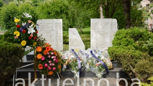 U Tuzli obilježen 15.maj – Dan odbrane grada