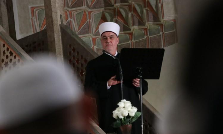 Bajramska hutba reisu-l-uleme Huseina ef. Kavazovića