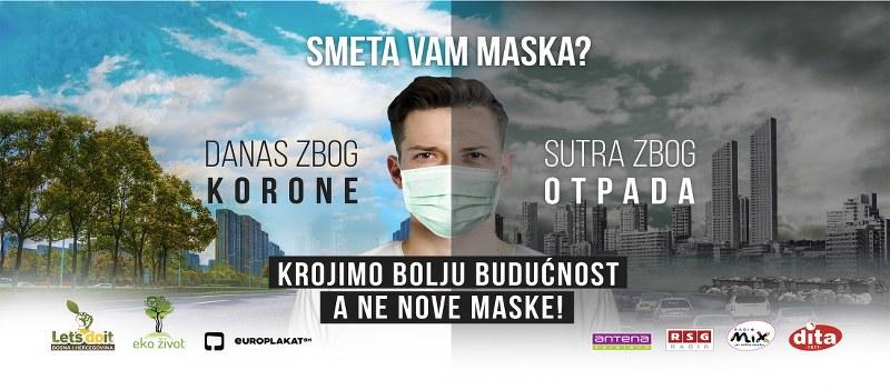Let's do it BiH: Budimo dio rješenja, a ne zagađenja!