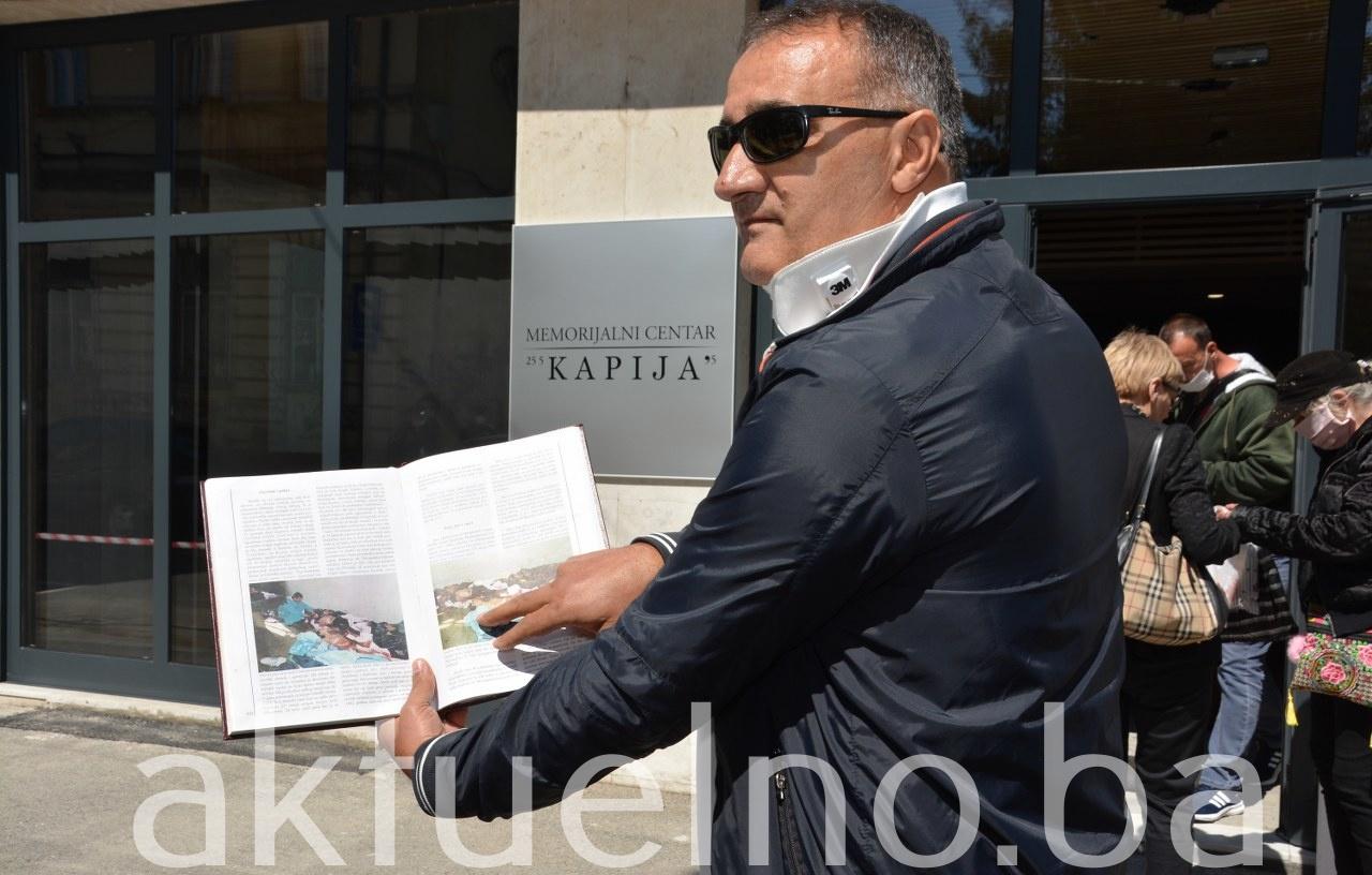 Husejn Hrustanović: Na Kapiji mi je poginuo brat blizanac a pravdu još nisam osjetio