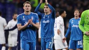 Uzvratna utakmica osmine finala Lige prvaka Lyopn- Juventus 7. augusta u Torinu