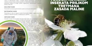 INZ: Vrijeme je za pojačan oprez – pčele oprašivanjem donose bolji urod voću, ali ih mala nepažnja može ubiti