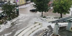 Olujno nevrijeme na području Kalesije