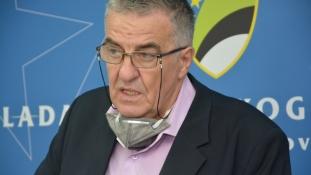 Jovanović: Stanje na području TK se stabilizira
