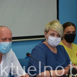 Dajana Čolić: Razumijem građane i njihovu ogorčenost ali ih molim da se svi zajedno pridržavamo mjera i prebrodimo ovo teško stanje