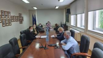 Upriličen sastanak povodom nastavka realizacije projekta izgradnje i osnivanja Centra za autizam u Tuzli