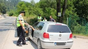 Uprava policije MUP TK: Pojačana kontrola saobraćaja
