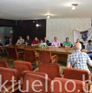 Boračke organizacije Tuzle nezadovoljne Zakonom o dopunskim pravima demobilisanih boraca Tuzlanskog kantona.