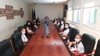 Gradonačelnik Tuzle organizovao prijem za najuspješnjiji klub ritmičko-sportske gimnastike u BiH