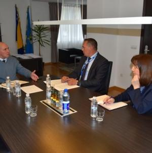 Susret sa delegacijom OSCE-a