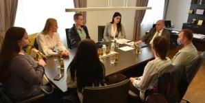 Razgovor sa predstavnicima Studentskog parlamenta