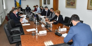 Usvojeni izvještaji o radu Vlade i kantonalnih ministarstva