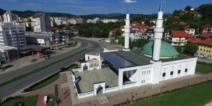 """Centralna bajramska svečanost u Džamiji """"Kralj Abdullah"""""""