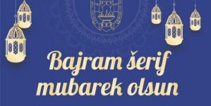 Bajramska čestitka gradonačelnika Tuzle i predsjedavajuće Gradskog vijeća