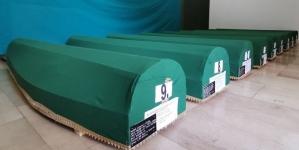 Tužna kolona sa ostacima stradalih Srebreničana kreće sutra iz Visokog