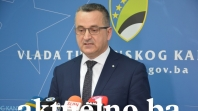 Potvrđena optužnica protiv Sulejmana Brkića ministra MUP-a TK