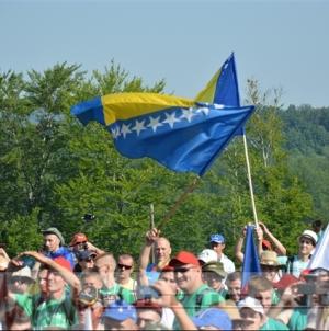 """Fejzić: """"Marš mira"""" ove godine kreće sa Crnog vrha"""