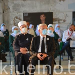 Džaferović: Zabrana negiranja genocida je univerzalno pitanje borbe dobra i zla