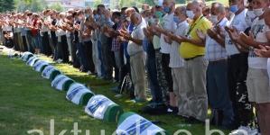 U mezarju memorijalnog kompleksa u Potočarima  konačni smiraj našlo još devet žrtava
