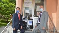 Evropska unija Univerzitetskom kliničkom centru Tuzla donirala novi PCR aparat