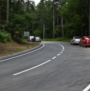 Regionalni put Tuzla – Čelić u potpunosti prekriven asfaltnim zastorom