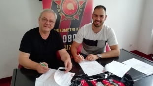 Damir Halilković novo pojačanje RK Sloboda