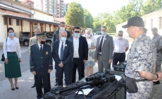 Delegacije Skupštine i Vlade TK-a u posjeti Upravi policije MUP TK-a