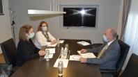 Dosadašnja saradnja, temelj za uspješnost budućih projekata Tuzlanskog kantona i UNHCR-a