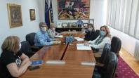 Nastupna posjeta novoimenovane predstavnice UNHCR-a u BiH Gradu Tuzli