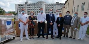 UKC Tuzla dobio vrijednu donaciju EU u borbi protiv COVID-19