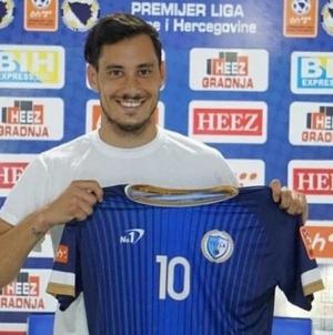 Rustemović za Tuzla City debituje protiv Gradine