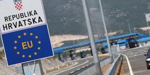 Objavljene preporuke i upute za osobe koje prelaze državnu granicu Hrvatske