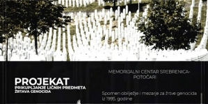 Predstavljena digitalna izložba 'Lični predmeti žrtava genocida u Srebrenici'