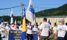 """Učesnici """"Marša mira"""" stigli u Potočare"""