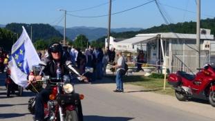 Motoristi iz cijele BiH stigli u Potočare