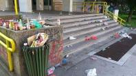 Riješiti višegodišnji problem odlaganja smeća na tuzlanskim trgovima