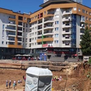 U Sarajevu poginule dvije osobe tokom građevinskih radova