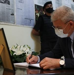 Džaferović: Bukvarević je bio istinski bh. patriota u ratu i u miru