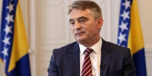 Komšić: Dok ne angažiramo OS BiH na granici sa Srbijom, migranti ostaju u RS