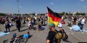 Protesti u Berlinu protiv mjera restrikcije