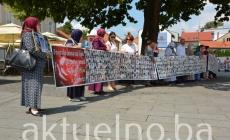 Žene Srebrenice još jednom zatražile efikasniji rad na pronalasku nestalih