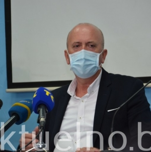 Jusufović kandidat Socijaldemokrata BiH i DF-a za gradonačelnika Tuzle