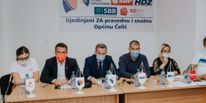 Čak šest stranka u Čeliću potpisalo podršku Admiru Hrustanoviću za poziciju načelnika općine