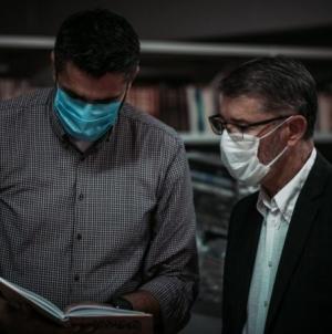 Imamović posjetio Memorijalni centar Srebrenica i darovao knjige