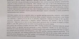 SDA Srebrenica pozvala Inzka da zaustavi gradnju spomenika