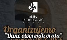 U Muzeju 'Alija Izetbegović' od 6. do 8. augusta 'Dani otvorenih vrata'