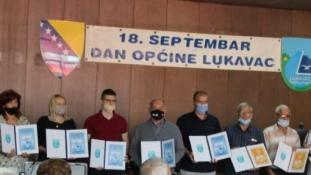 Opština Lukavac dodjelila počasnu plaketu za tehnološka unapređenja u oblasti ekologije i očuvanja čovjekove okoline