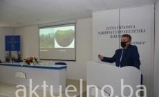 """Održano predavanje prof.dr.Izeta Šabotića na temu: """"Kulturno naslijeđe – značaj identiteta države"""""""