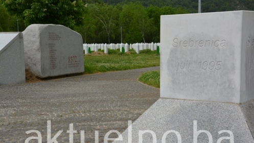 Memorijalni centar Srebrenica: Formirati predmet 'Radovan Višković'